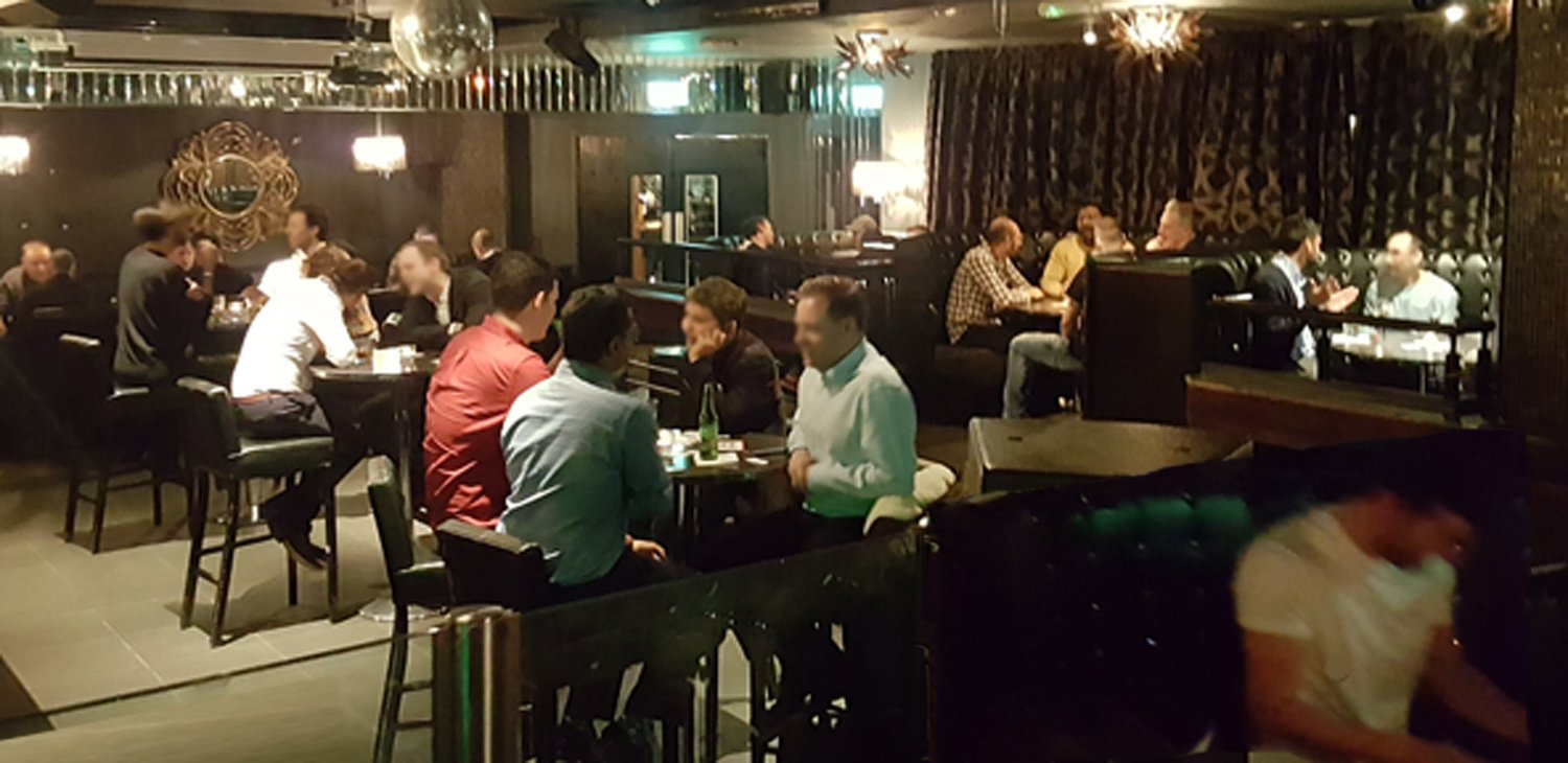 gay speed dating london